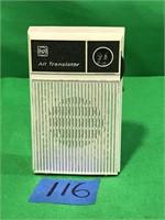 RCA  All Transistor AM Radio