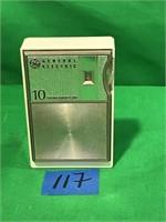 General Electric 10 Transistor Radio