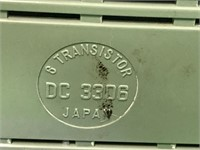 Truetone  Radio 6 Transistor, DC.3306