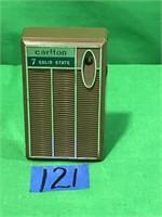 Carlton 7 Solid State Radio