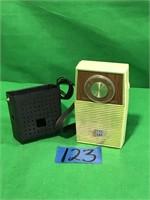 Lifetone Solid State AM Radio