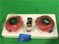 Electra Round Type 4 Transistor Transceiver