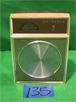 Motorola All Transistor AM Radio