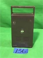 Packard Bell 8 Transistor AM Radio