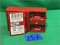 Admiral Model # 582 Battery Operated AM Radio