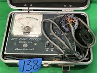 CRT Tube Tester Model# 83A By Superior Instruments