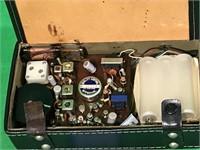Montvale 16 Transistor Battery Operated Radio
