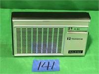 Raleigh 12 Transistor Radio
