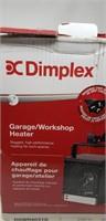 Garage/Workshop heater, Dimplex 240V/4000W