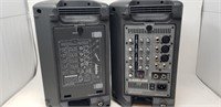 Samson Speakers, PX150 portable PA system