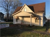 Online Real Estate Auction - Carlisle, IN