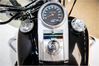 Harley Motorcycle 1989 Heritage Soft tail