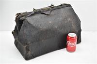 Antique Doctor's Medical Bag
