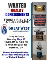May Consignment Online Auction