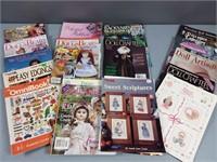 Assorted Craft Books