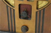 Antique PHILCO Tube RADIO Type 84 Code 121