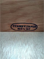 Penn House Block Front Low Boy, Used
