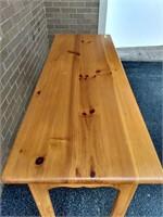Habershaw Plantation Pine Table