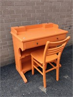 Painted Writing Desk Paint & Use Issues