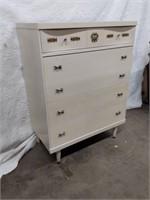 """Painted Bassett Dresser 43""""Hx32""""Wx17.5""""D"""