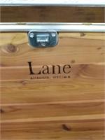 Lane Pine Cedar Chest, has scratchs