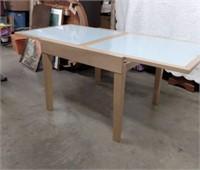 Italian Mod Designer Extension Table,