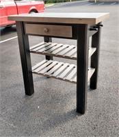 "Kitchen Work Table 36""Hx36""Wx24""D"