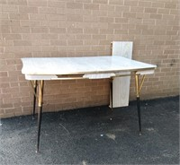 Retro Formica Kitchen Table