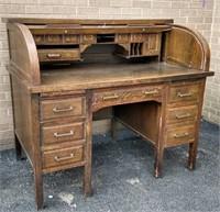 Baker Office Roll Top Desk