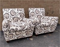 Pr. Hickory UPH Chairs