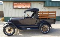 665 Spring Classic Car & Memorabilia Auction 8am 5/22/21