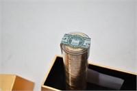 Ballistic Roll US Legal Tender Coins MONROE UC