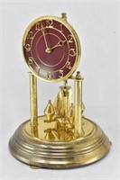Konrad Mauch German Anniversary  Clock w/ Key &
