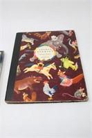 (4) Vtg Children's Books on Animals, Birds, Fish