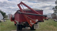 Rear Fill Auger for TailGate