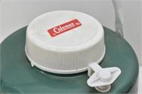 Vintage Coleman Top Spout 1 Gallon Water Cooler