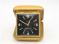 Vintage WestClox Fold Out Alarm Clock