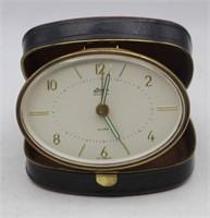 Linden Black Forest Fold Out Alarm Clock