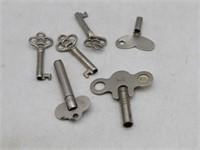 Antique Cabinet Keys