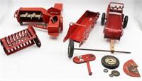 TRU-SCALE & McCormick-Deering TOY Farm Equipment