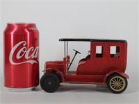 Vtg. Tin Toy Model T Sedan- Made in Japan