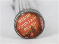MARSH Fountain Stencil Brush-Aluminum Model