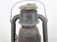 DIETZ Little Wizard Red Glass Railroad Lantern