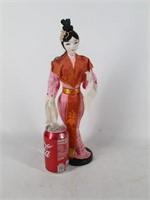 Asian Japanese Geisha GIrl Doll