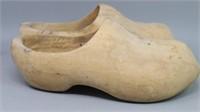 Wooden Dutch Clog Shoes