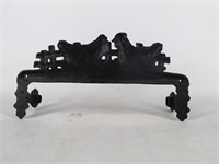 Cast Iron Country Chicken Paper Towel Holder