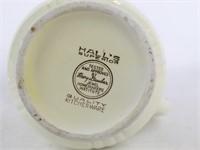 """HALL Autumn Leaf 6"""" Milk / Cream Pitcher"""