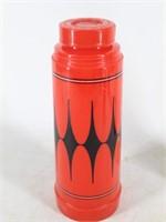 Aladdin Vanguard Thermos & Hires Root Beer Bottle
