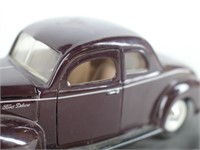"""Redbox """"1940 Ford Coupe"""" Die-Cast Model Car"""