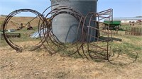 Farm Auction for Murray and Dorothy Unrau